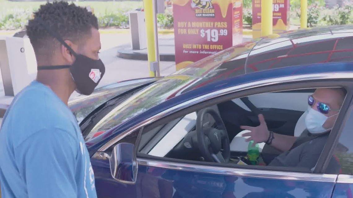 We're getting back on the road with free car washes! | Good Things Happen