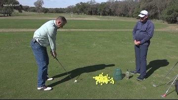 Texas Outdoors: Golfing 101 in Canyon Springs