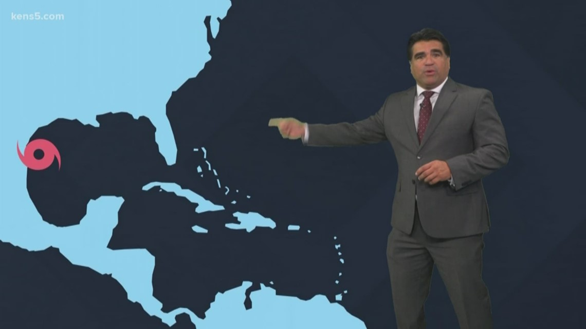 Weatherminds   Tracking tropical systems
