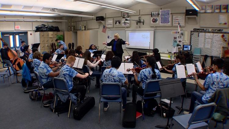 Kids Who Make SA Great: John Jay High orchestra readies for national spotlight