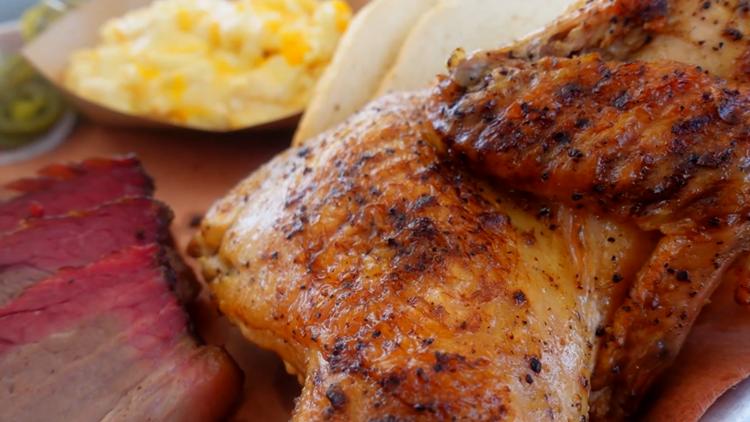 Food truck uses secret recipe rub for its chicken, brisket