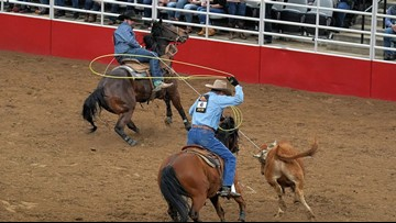 Texas Outdoors: Learning to rope for the rodeo!