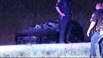 Driver left in critical condition following ejection from Jeep