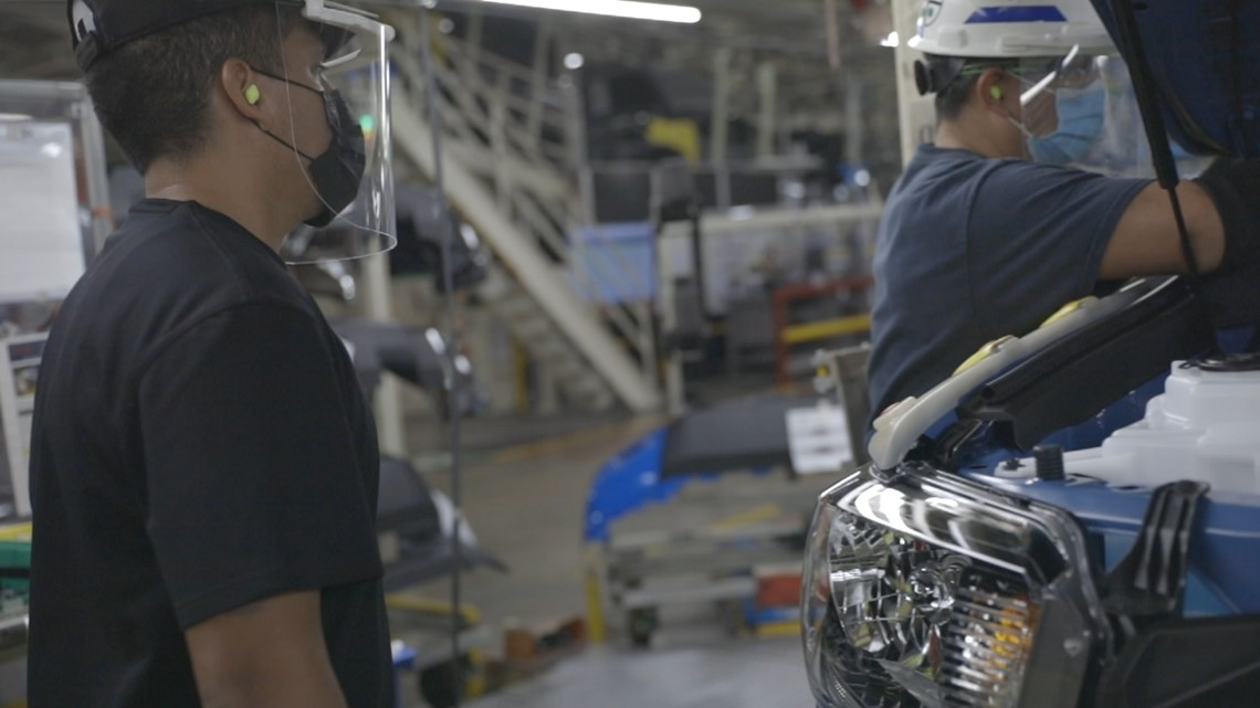 Talking with Toyota Texas: A major SA employer's 2020 journey | COMMERCE STREET
