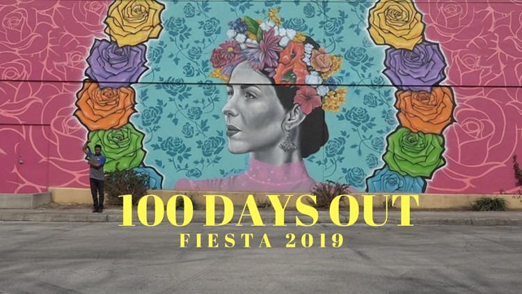Fiesta countdown is on in the Countdown City