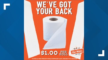 Can't find TP or eggs at the store? Try your favorite restaurant