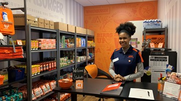 UTSA students can get free food from Whataburger Resource Room