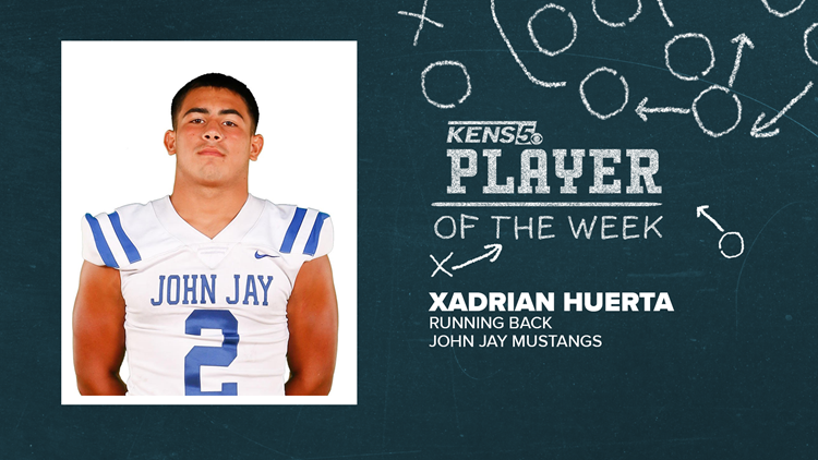 John Jay's star player tallies more than 200 yards on the ground in Week 3 win   Player Of The Week