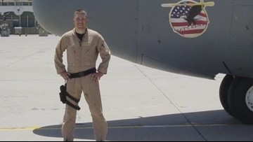 Retiring Air Force officer working to help other veterans