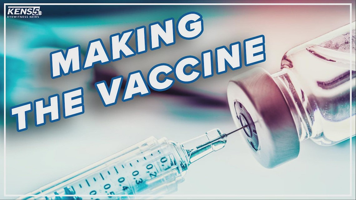 Making the Vaccine: Inside a Texas A&M center manufacturing parts of the COVID-19 vaccine