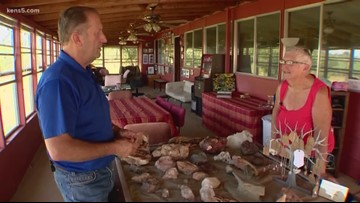 Texas Outdoors: There are lots of rocks and a few precious stones in the Texas hill country.