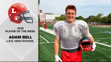 Player of the Week: Bell leads the Volunteers into 2019 season | FNF Player of the Week