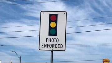 Leon Valley PD says report shows red light cameras are a success
