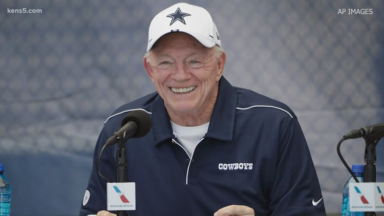 Jerry Jones faces criticism after his natural gas company accused of price gouging during winter storm