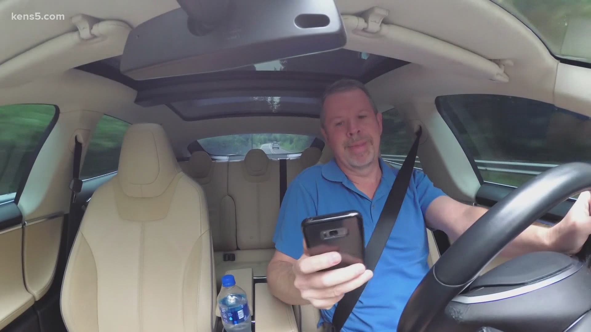 Zoom is adding to distracted driving during the pandemic, Safe2Save says
