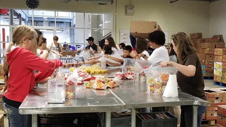 KENS 5 Million Summer Meals for Kids