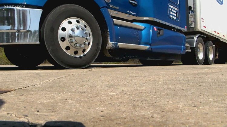 There's a truck driver shortage, so one Texas company is offering experienced drivers $14K a week