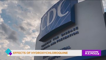 GREAT DAY SA: Effects of hydroxychloroquine