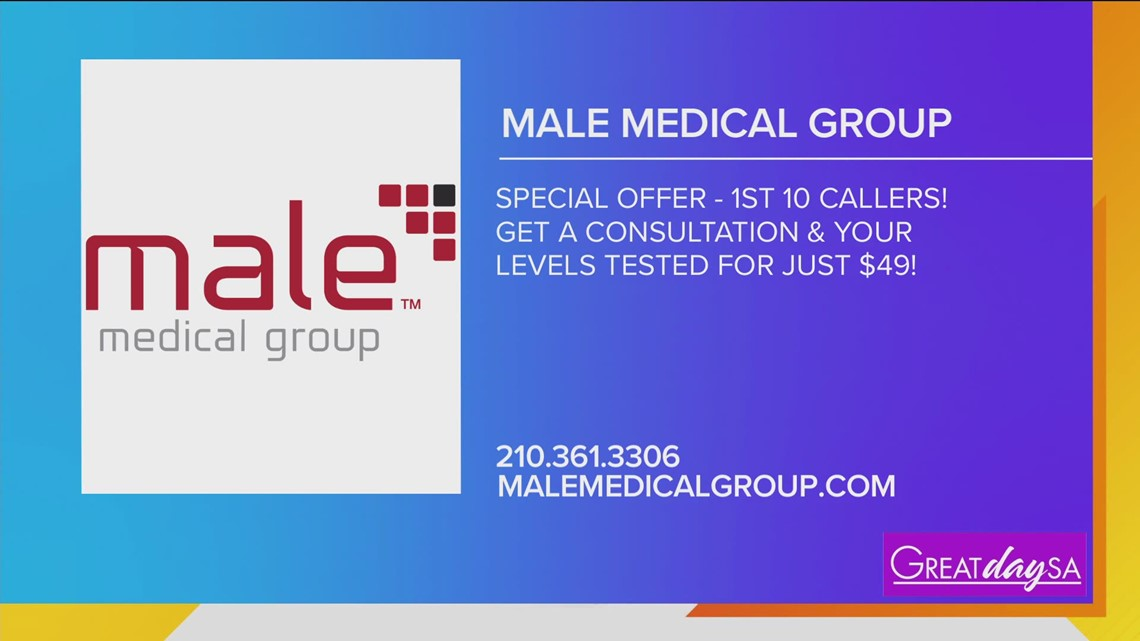 GREAT DAY SA: Male Medical Group gives men more energy and confidence through testosterone therapy