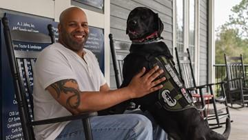 San Antonio Animal Care Services partners with service dog training program