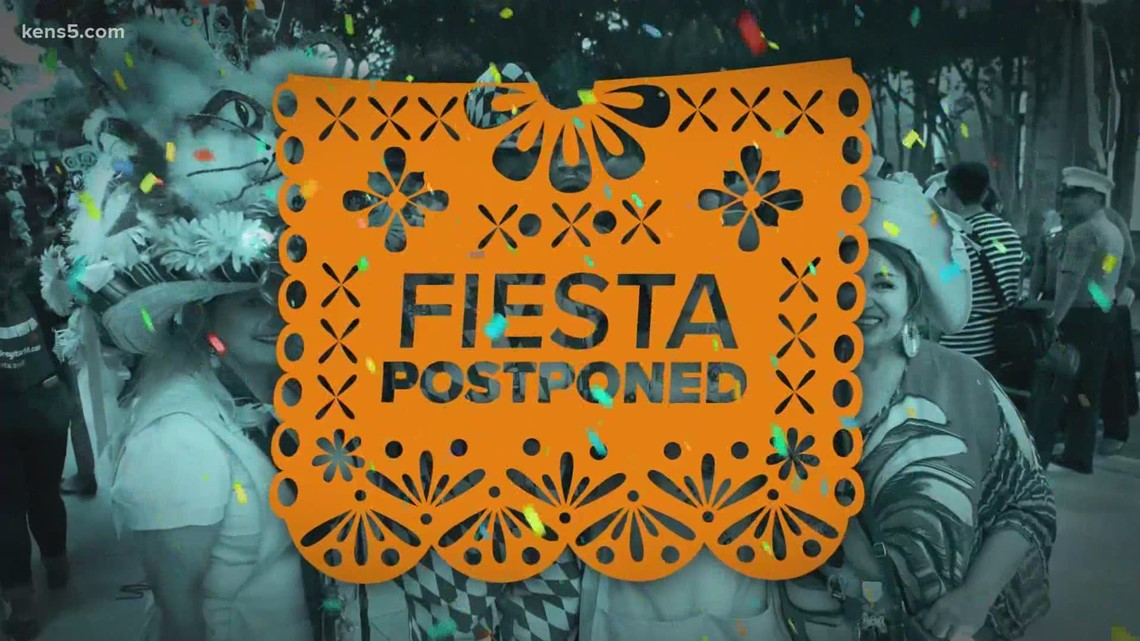 Fiesta 2021 postponed until a little later than normal