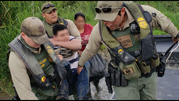 Mother and teenager with special needs found trying to cross Rio Grande River