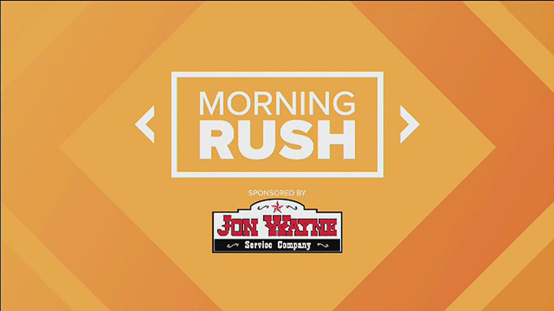 Morning Rush: Teens shot, volunteers wanted and Oscar Mayer bacon shoelaces