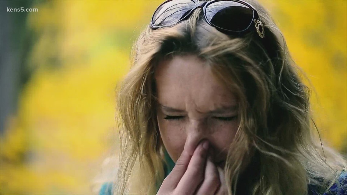 Tips to fight back against allergies as oak pollen season ramps up
