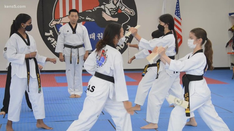 Exercise your mind, body and spirit with taekwondo workout   Get Fit