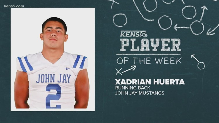 John Jay RB tallies more than 216 yards in Week 3 win | Player of the Week