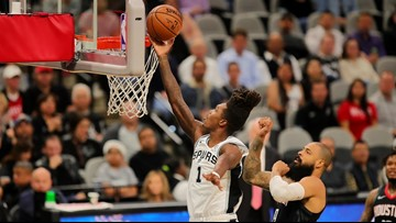 SPURS GAMEDAY: Silver and Black trying to build on big win against Rockets