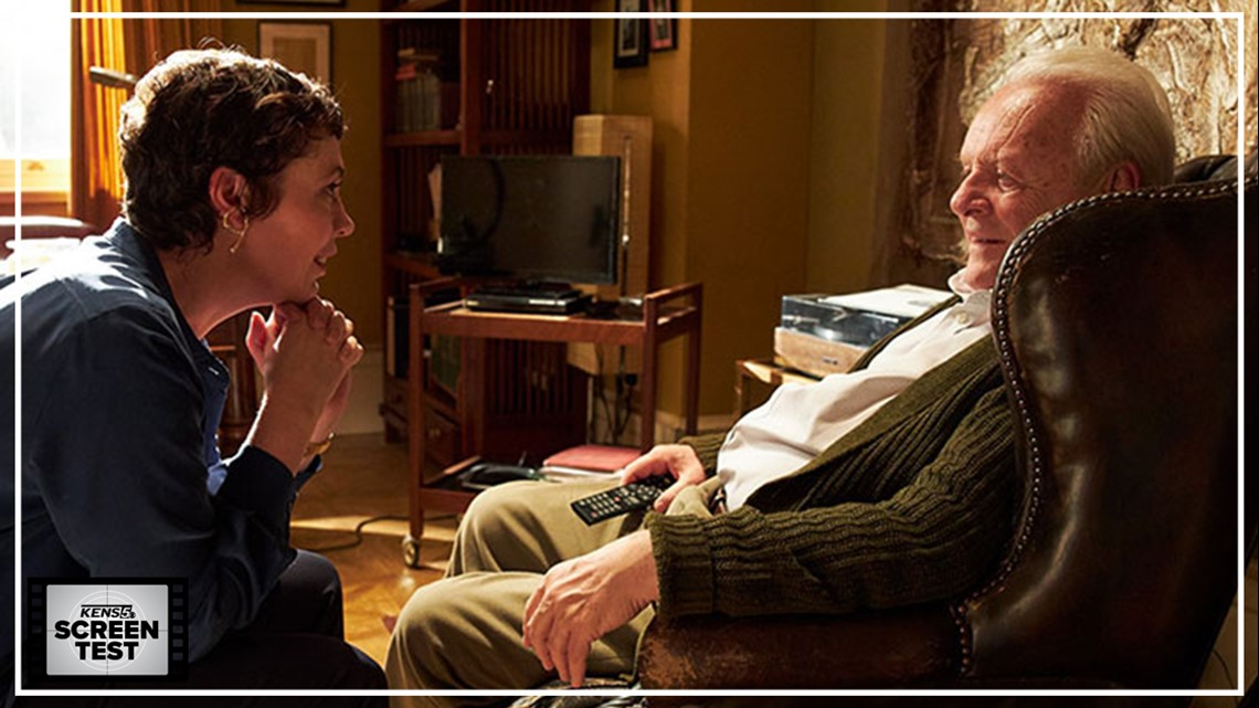 'The Father' Review: A shape-shifting dementia drama is elevated by one of Anthony Hopkins's best performances