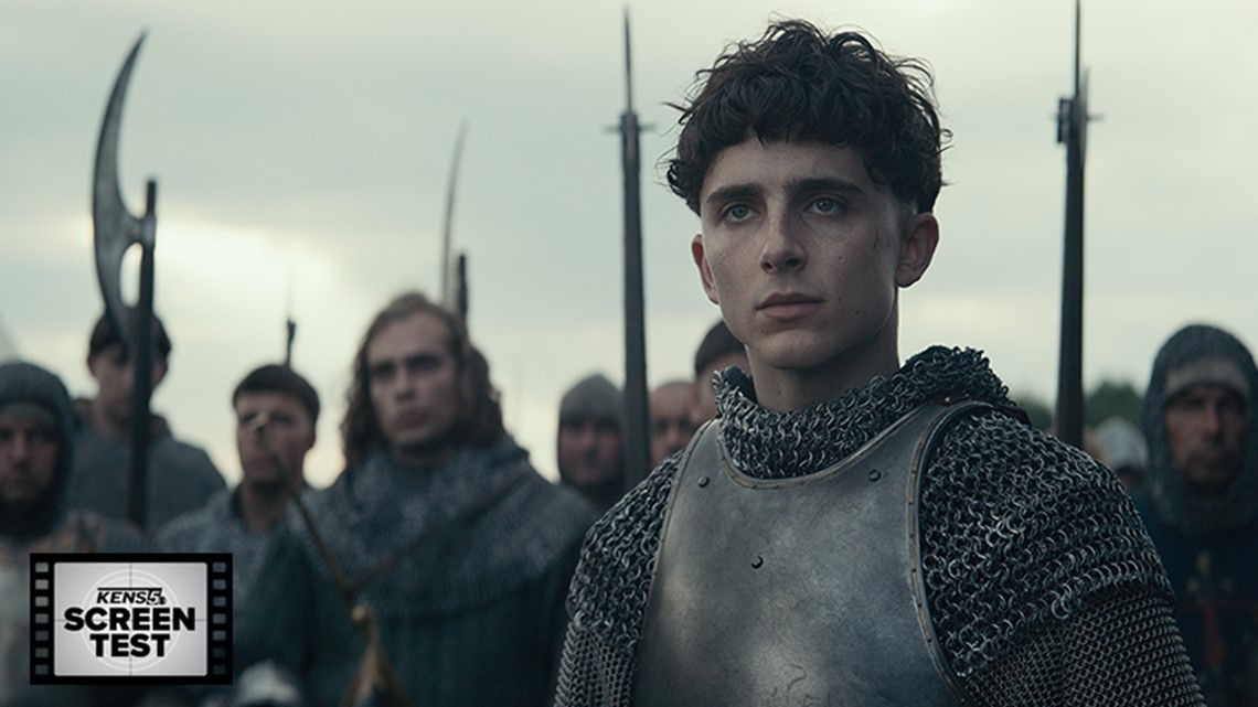 'The King' review: Chalamet gets grimy as King Henry V in new Netflix drama