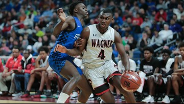 Wagner on cusp of Class 5A boys basketball state title