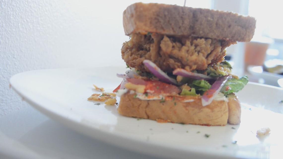 Urban Soul offers vegan soul food in Universal City