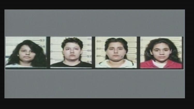 The San Antonio Four