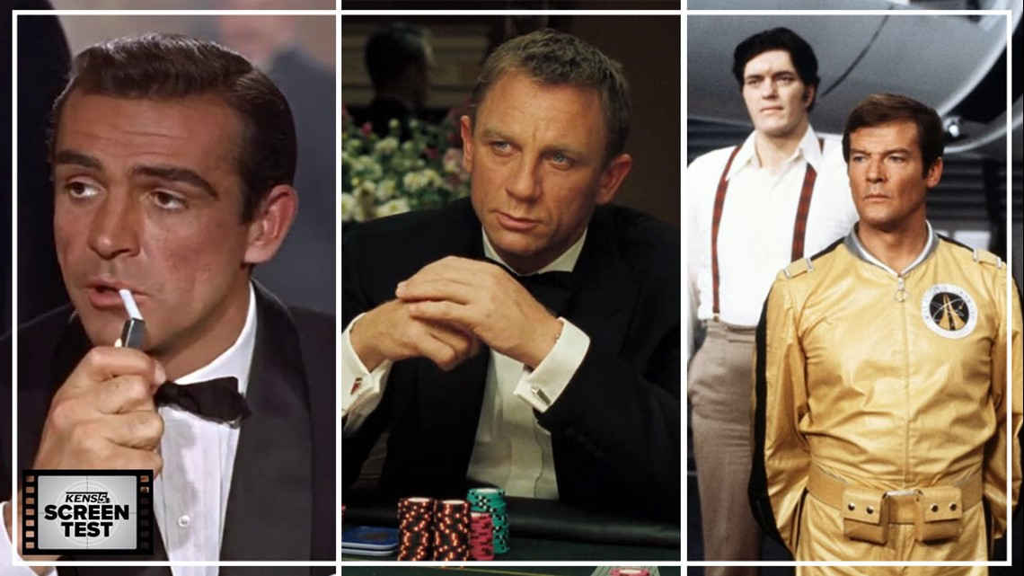 Every James Bond movie ranked, from 'Dr. No' to 'No Time To Die'