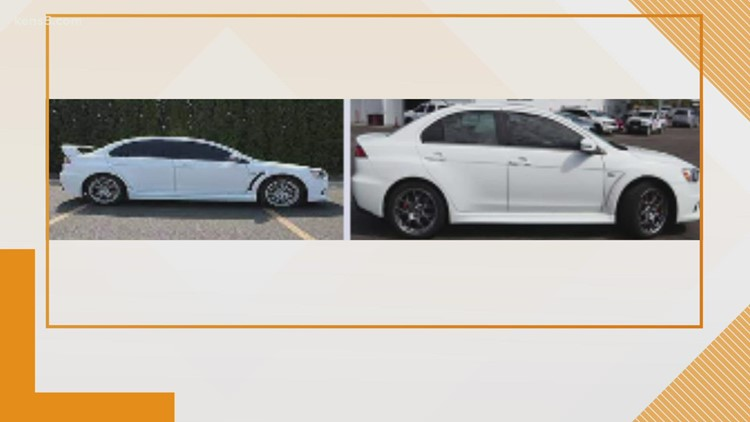 Recognize this car? Reward offered in hit and run case of woman severely injured
