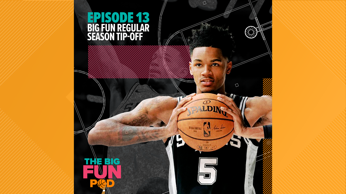 The Spurs regular season tip-off special | The Big Fundamental Podcast