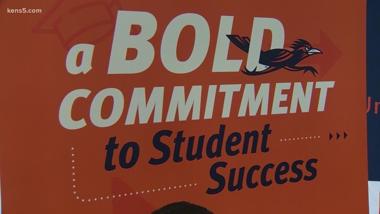 Here's who is eligible under UTSA's expanded free-tuition program