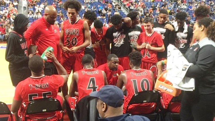 Mansfield Timberview beats Wagner 77-64 for second state title in three years
