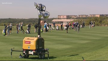 Texas Outdoors: Valero Texas Open
