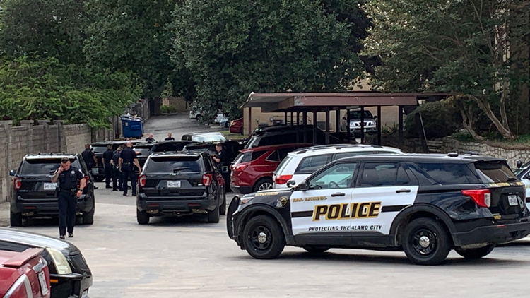 Standoff on city's northwest side ends peacefully after suspect surrenders, police say