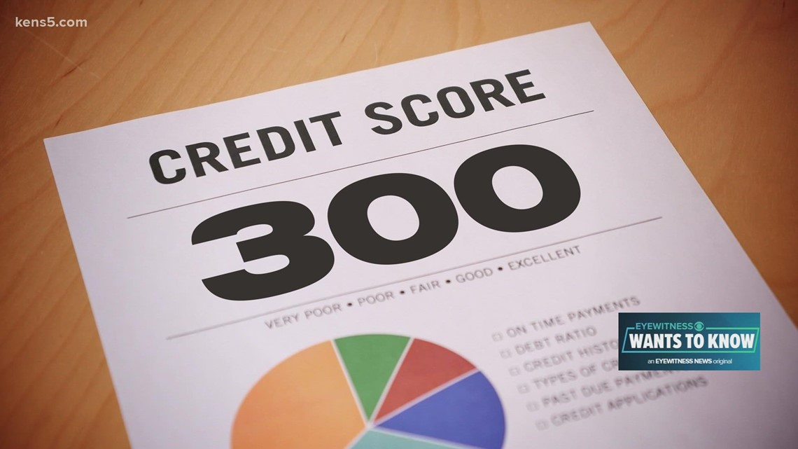 Steps to rebuilding bad credit   Eyewitness Wants to Know