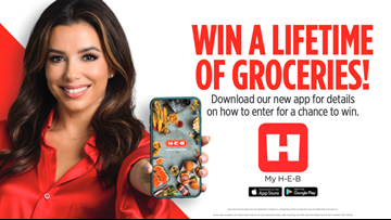 How to win a lifetime of H-E-B groceries 🛒