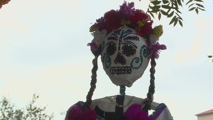 Muertos Fest returns to San Antonio, combining family fun with traditional remembrance