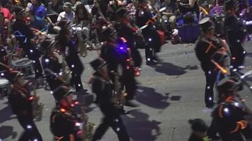 Fiesta Flambeau brings downtown SA to life