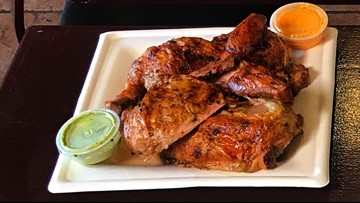 Brasa Chicken gets a 'bravo' from Neighborhood Eats
