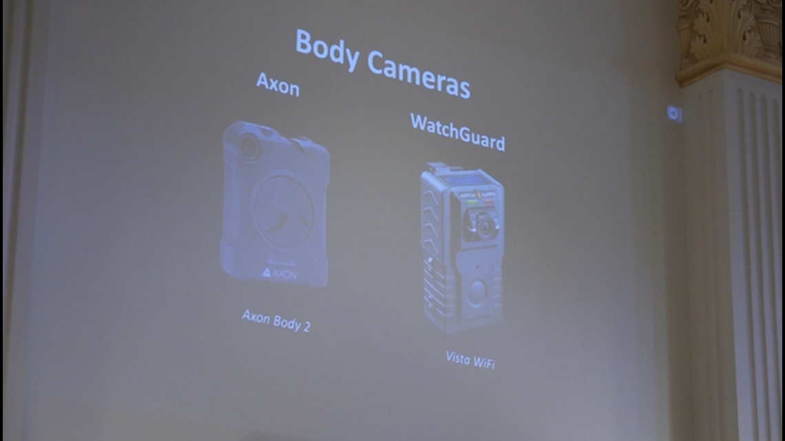 BCSO moves closer to new body cameras