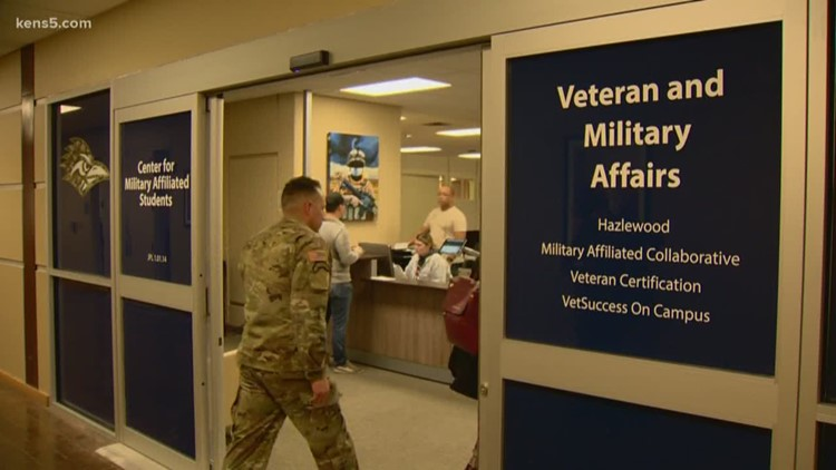 UTSA unveils new center for helping military-affiliated students